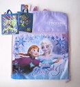 【ネコポス送料無料】Disney ディズニー 体操着入れ ナップサック トイストーリー アナと雪の女王 入学準備/体操服袋