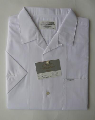 半袖オープンカラーシャツ(男子) 6227ベンクーガー学生服
