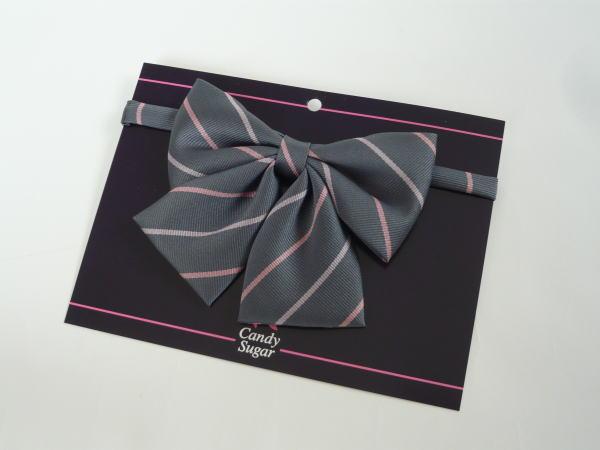 スクールリボン(ストライプ)Candy Suga...の商品画像