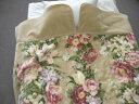 日本製(泉州産) 豪華な花柄♪抗菌防臭加工 肩口あったか毛布 10P03Dec16