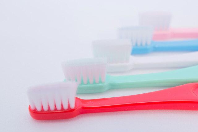 ホームケア歯ブラシ ウルトラソフト(10本セット)[10%OFF][永山][口腔ケア専門][歯ぐき][ブラッシング][柔らか][義歯][高齢者][乳幼児][歯医者][歯科医院]