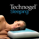 テクノジェルスリーピング デラックスピロー[テクノジェルピローの新モデル][正規品][快眠][安眠][睡眠][節電][体圧分散][ウレタンジェル][プレゼント]