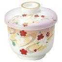 嵐山 京型むし碗 和食器 むし碗 業務用 約180cc 和食 和風 茶碗蒸し おすすめ 秋メニュー 定番 業務用 飲食店