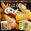 【紅はるか丸干し角切り食べ比べ5袋セット】 干し芋 丸干し 干しいも 茨城 国産 ほしいも【RCP】