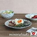 みのる陶器 美濃焼 テントクサ 軽量7寸皿 直径23.3×高さ3.0cm 陶器 和 食器 レンジ 食洗機 OK 日本製