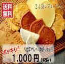 24袋いろいろせん【送料無料 お試し 1,000円ポッキリ おせんべい (煎餅) 焼菓子 プチ