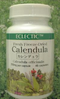 Calendula herbal supplement review campaign eclectic company