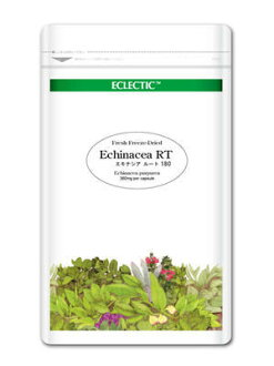 Echinacea RT (root) eclectic Institute of herbal supplements reviews campaign