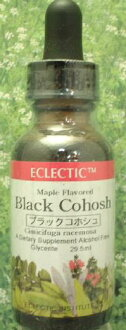 Herbs: Black Cohosh tincture (reviews campaign) eclectic company