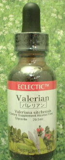 Herbs: tincture Kanoko grass ( Valerian ) eclectic company (review campaign)