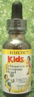 Kids ' echinacea premium blend 29.5 ml eclectic Institute of herbal tinctures