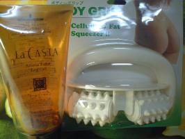 ラ・カスタ レッグジェル&セルライト粉砕のボディ...の商品画像