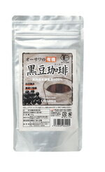 Ozawa organic black bean coffee