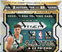NBA 2020-21 PANINI PRIZM BASKETBALL HOBBY