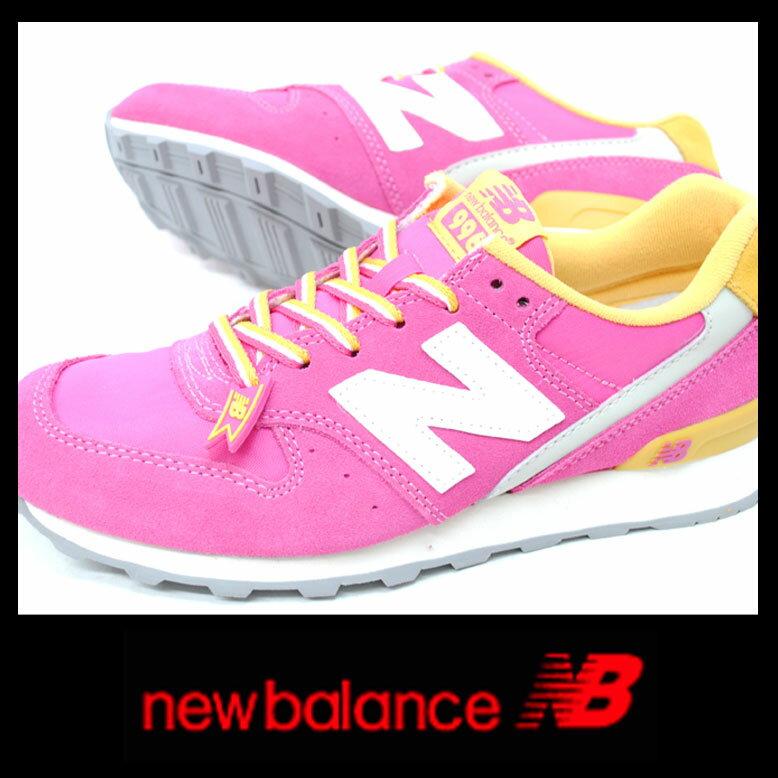 【送料無料】ニューバランス WR996 女性用CM マゼンタ newbalance【RCP】