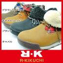 【送料無料】レディース防水スノーブーツR・KIKUCHIi9160ビーンブーツスノーシューズ【RCP】