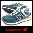 ニューバランス ML574 VNNB ネイビー レディース 正規品newbalance 574 NAVY【RCP】 10P01Oct16