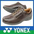 【送料無料】YONEX ヨネックス レディースウォーキングシューズ LC30ダークブラウン パワークッション【RCP】 10P03Sep16