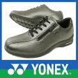 【送料無料セール】YONEX ヨネックス レディースウォーキングシューズ LC30メタリックグレー パワークッション【RCP】 02P18Jun16
