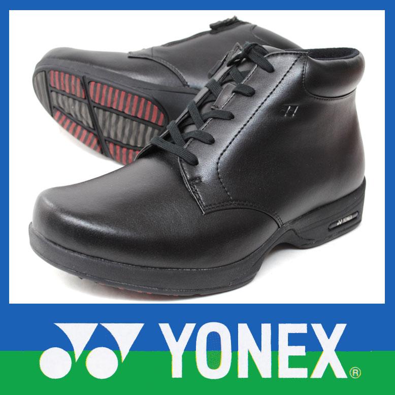 アイスキャッチ スノーブーツ防水 ヨネックス YONEX メンズパワークッション M78HS 黒【雪道に強い滑りにくい冬靴】【RCP】 10P05Nov16