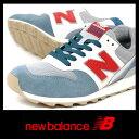 ニューバランス スニーカーレディース WR 996 JU NBnewbalance ブルーレイン/レッド ランニングシューズ スニーカー【RCP】 10P03Sep16