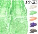 パール ギョサン 95 ラメB GYOSAN PEARL ビーチサンダル レディース ダイバーズサンダル 漁サン ビーサン 日本製 漁業用サンダル 漁師 サンダル