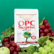OPCサプライズ【送料無料】【天然素材のサプリメント】 OPCサプライズ 60粒 天然ポリフェール オーピーシー ざくろ 美肌のために