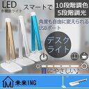 【ランキング第1位入賞】必需品 卓上電気スタンド LEDデスクライト 調光調色機能付 108灯