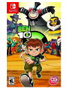 Ben 10 ベン10 (輸入版:北米) - Switch パッケージ版 【新品】