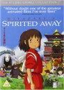 【送料無料】千と千尋の神隠し スタジオジブリ UK英語版 Spirited Away DVD PAL、再生環境をご確認ください