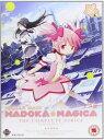 【送料無料】魔法少女まどか☆マギカ コンプリート DVD-BOX 12話, 283分 まどマギ アニメ2010 DVD PAL, 再生環境をご確認ください