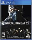 PS4 Mortal Kombat XL モータルコンバットXL 輸入版 北米【新品】
