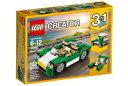 レゴ クリエイター 31056 緑のオープンカー