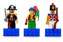 レゴ マグネット 852543 Pirates Magnet Set