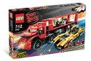 レゴ スピード・レーサー 8160 Cruncher Block & Racer X
