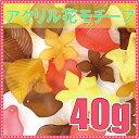 ショッピングLOW アクリル花モチーフ 40g カラーバリエーションも4色と2色(バナーで別ページへ!)20P03Dec16