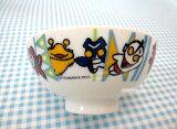 M78 ウルトラマン陶器のお茶碗☆ちゃわん【みんな、こんにちは!☆新柄】
