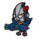 【メール便¥180~選択OK★お買い得】◆ウルトラマンX◆【ゴモラアーマー】(青)