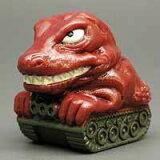 指人形 恐竜戦車