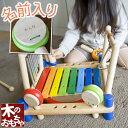 1歳 誕生日プレゼント 木琴 カスタネット 木のおもちゃ トライアングル 名入れ 9種類の楽器がひと