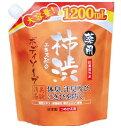 薬用 柿渋エキス配合 ボディソープ 詰替 1.2L