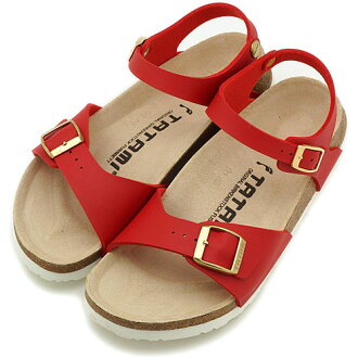 TATAMI tatami Arles Sandals Arles ( ビルコフロー ) ( BM886233 SS12 ) red /BIRKENSTOCK by Birkenstock Womens fs3gm