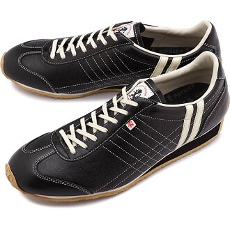 [Made in Japan] PATRICK Patrick Pamir black sports SHOES