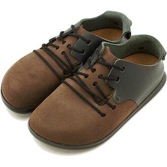 BIRKENSTOCK ビルケンシュトックレディースメンズ MONTANA sneakers Montana MOCCA/BLACK (299583) fs3gm