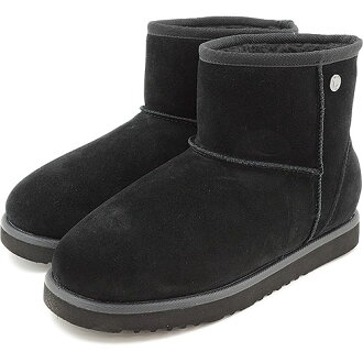KOOLABURRA クーラブラ Shearling boots WATERPROOF CLASSIC ANKLE waterproof classic Uncle BLACK ( 39989-09 FW13 )