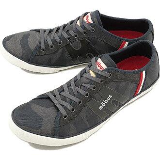 mobus mauve sneakers SIEG Zeke CHARCOAL (M0916CC-22CAMO HO13) fs3gm