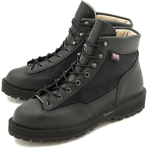 【即納】DANNER ダナー ブーツ DANNER LIGHT III ダナーライト3 BLACK/BLACK(33221)【コンビニ受取対応商品】