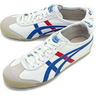 ONITSUKA TIGER onitsuka tiger MEXICO 66 WHITE BLUE THL202-0146