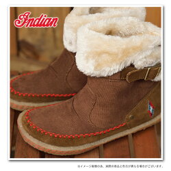 ��¨Ǽ��INDIAN����ǥ����󥹥ˡ�������ǥ�����ID-1287INDIAN����ǥ�����֡���BROWN��ID1287FW14�ˡ�bp�ۡڤ������б���