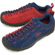 【即納】【日本限定】KEEN キーン メンズ スニーカー Jasper MNS ジャスパー Patriot Blue/Chili Pepper 1014037 FW15【s】【e】